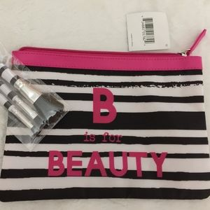 Handbags - B BEAUTY 🔴 Make up bag & Brushes